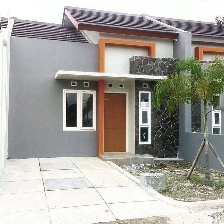 Rumah Sederhana Satu Lantai on Behance