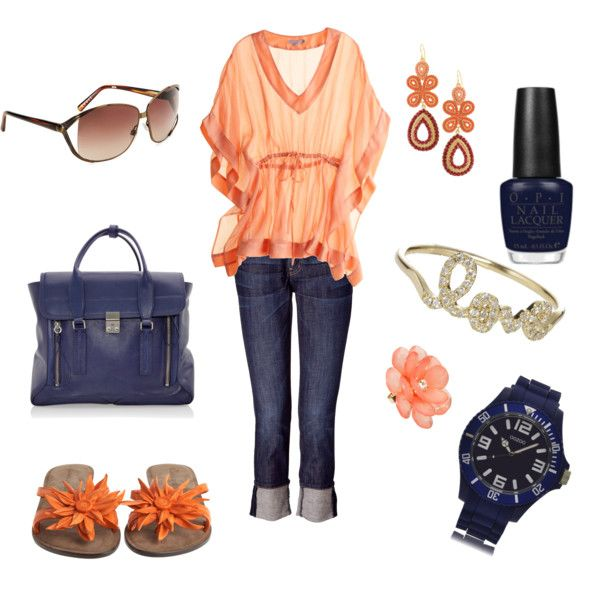 I'm lovin' this color lately!: Colors Combos, Shirts, Spring Colors, Colors Late, Cute Outfits, Summer Outfits, Summer Colors, Peaches, Spring Outfits