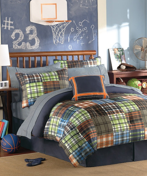 Victoria Classics Jordan Comforter Set Flats, Decks and