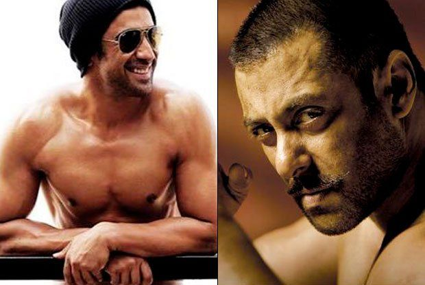 Amit Sadh will be playing the younger version of Salman In 'Sultan' - Cine Newz