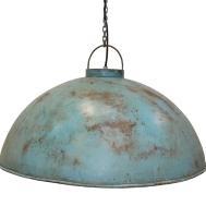 "Stor Industrilampa  ""Turkos Sliten"" 1789kr"