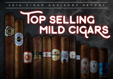 """Best Selling Mild Cigars: the 12 at the Top (Plus 4 More to Try) By John Pullo Say the words, """"best selling mild cigars in America,"""" and you might be inclined to think a few things: first, that these smokes…"""