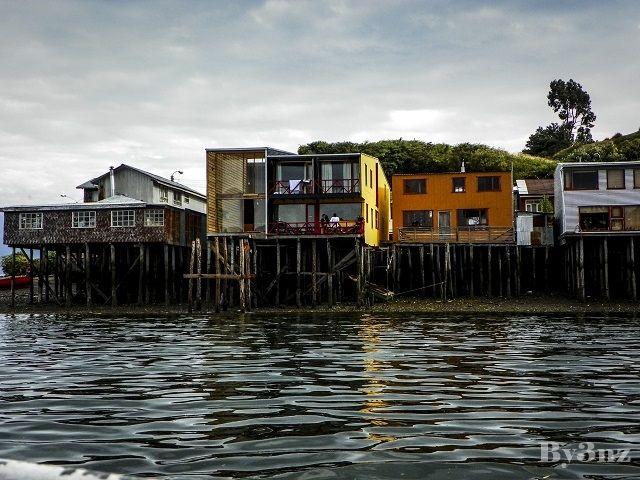 Palafitos, Chiloé