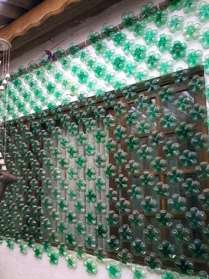 M s de 1000 im genes sobre reciclado de plastico en - Cortinas de plastico ...