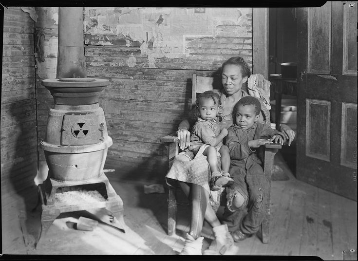 Scott's Run, West Virginia. Johnson family - father unemployed, March 1937 | Photographer: Louis Wickes Hines (pinned by haw-creek.com)
