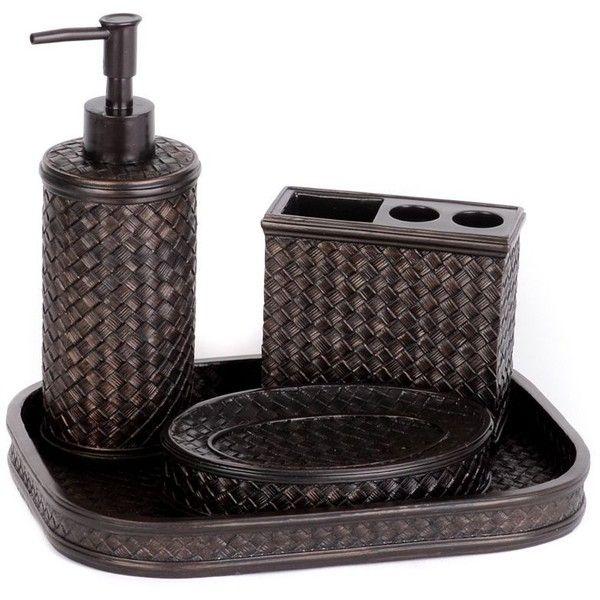 3b04a1e48ee858893e1040dafd0e4050  Bamboo Bathroom Accessories Bath  Accessories