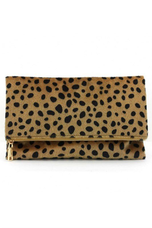 This is a MUST have Clutch and is PERFECT for every season. It is made from…