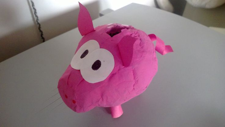 #pig#selfmade#money-box