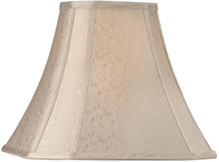 Height 10 to 11 inch square square lamp shades
