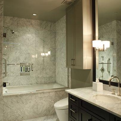 Tub And Tiled Shower Combo Bathroom Shower Tile Designs .