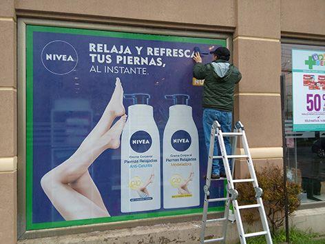 Activacion Nivea, Windows Vision Cruz verde Reñaca