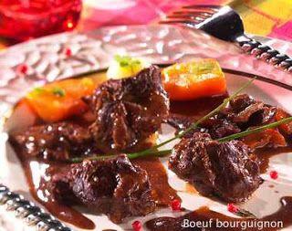 Mincir avec thermomix - Spécial régime DUKAN : Bœuf bourguignon - DUKAN