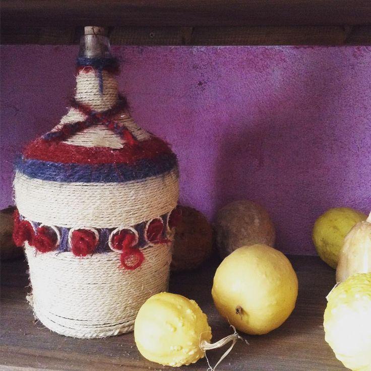 Local rural uses of Wool! #projectotasa #rural #handmade #craft #algarve