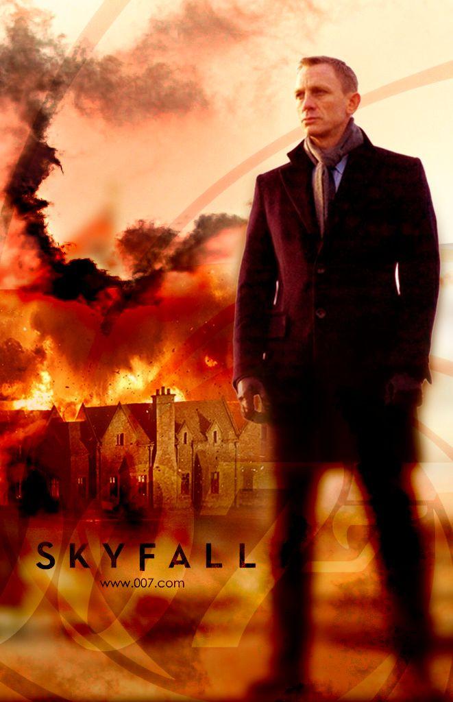 James Bond: Skyfall (2012) Think it's the best bond yet.