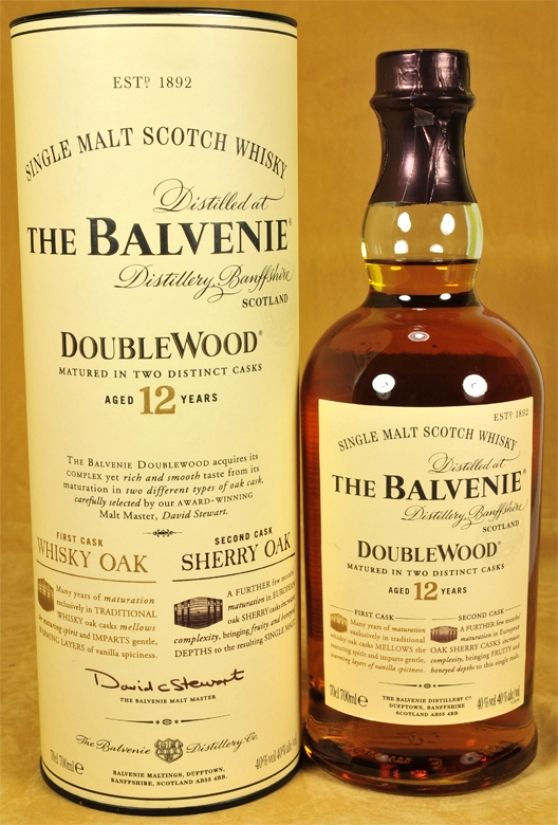 Balvenie Whisky 12 y.o.