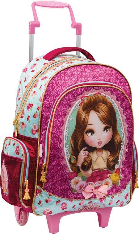 Bolsa Escolar Feminina Tilibra : Ideias sobre mochilas escolares infantil no