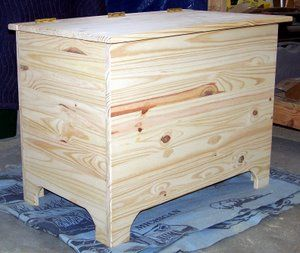 17 best images about pocket hole projects on pinterest for Hope chest plans pdf