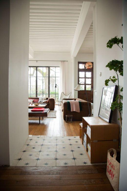 Acceso sala de estar