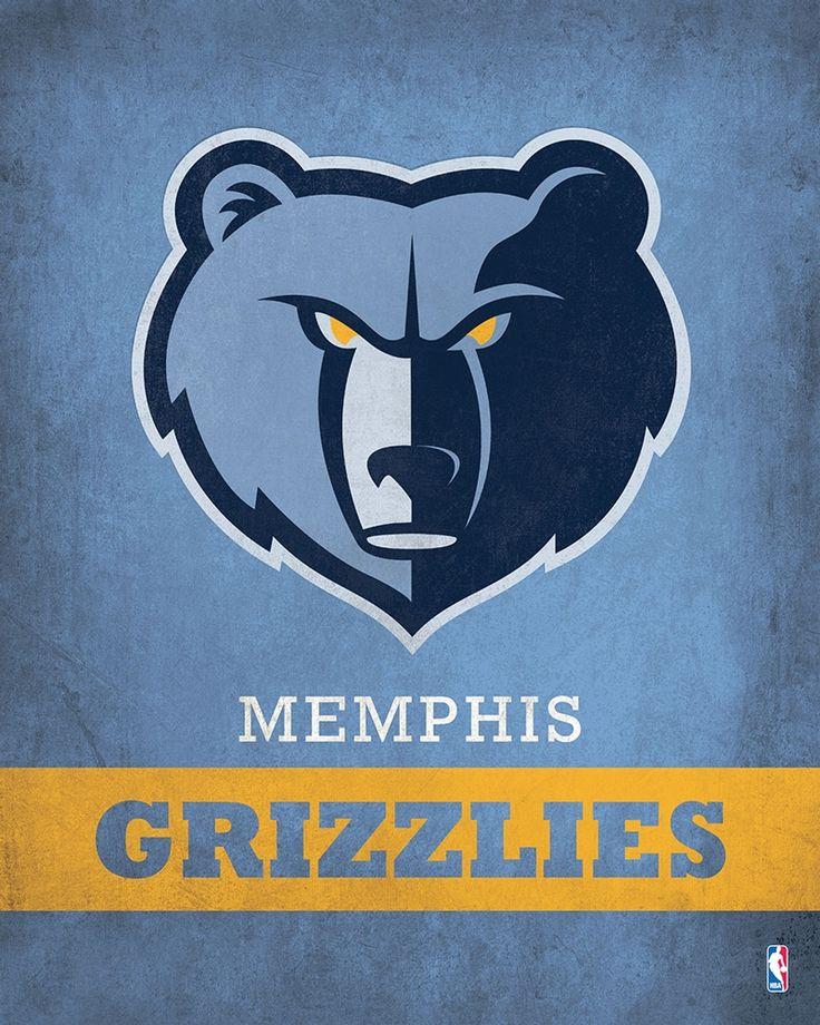 Memphis Grizzlies Logo $24.99