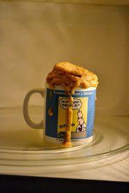 Simple Savory & Satisfying: Chocolate Chip Banana Bread in a Mug