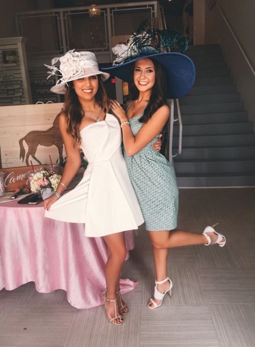 286 Best Images About Kentucky Derby Style On Pinterest