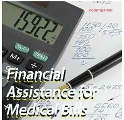 Financial Help for Medical Expenses!     When something like Cancer, Major Surgery or serious illness makes a surprise appearance in life, a person's...