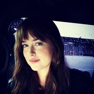 "Dakota Johnson Life: NEW Instagram Picture of Dakota from ""FSOG"" set [October 13, 2014]"