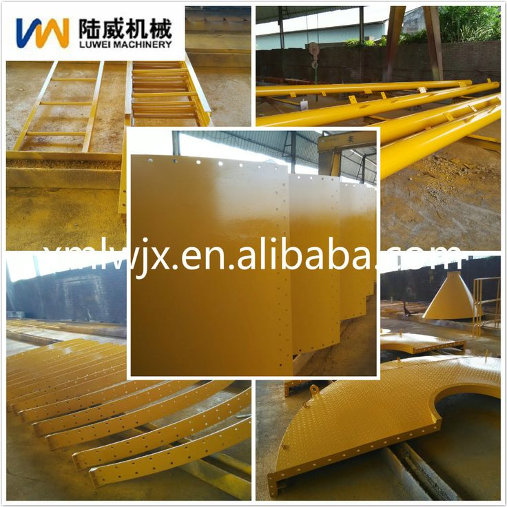 Hot sale sheet steel silo for clay brick production line. Detail image about bolted type steel silo/bin/tank.