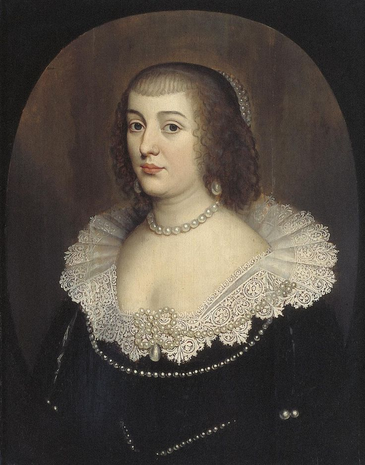 Amalia van Solms (character in The Warlock & the Wolf), 1637