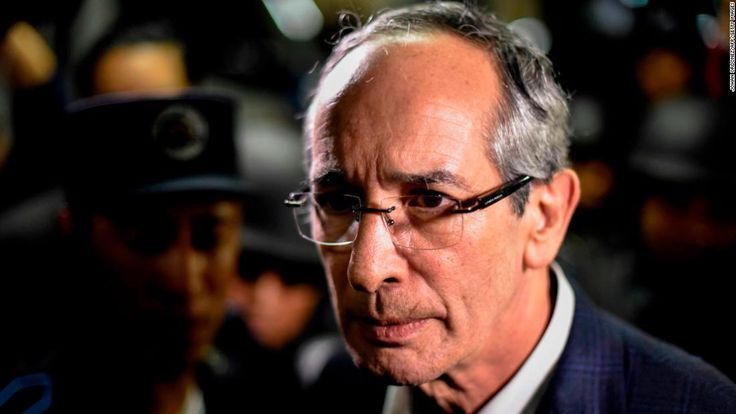 Former Guatemalan President Alvaro Colom and a former finance minister who is now Oxfam International's chairman were detained Tuesday in a corruption probe.