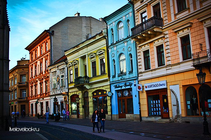 Кошице, Словакия