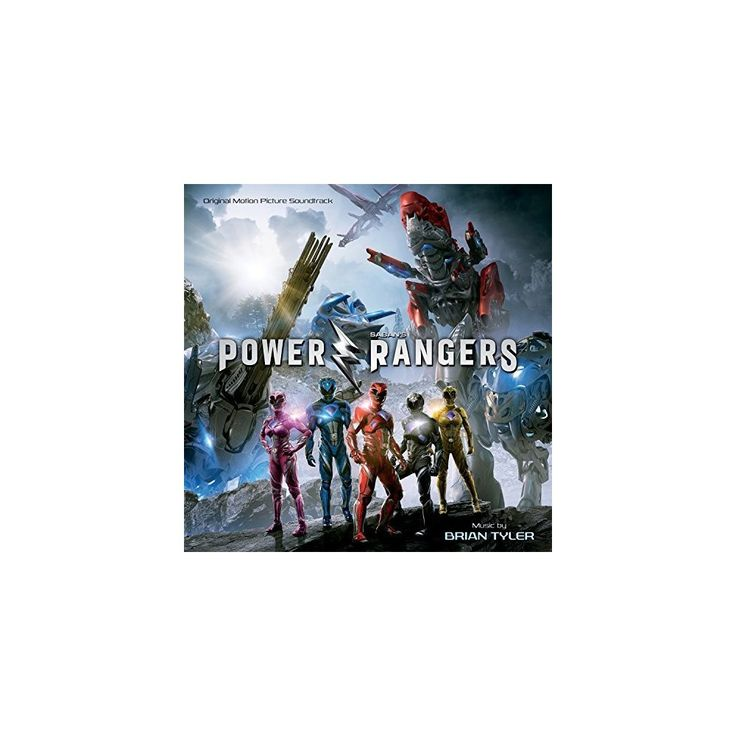 Brian Tyler - Power Rangers / O.S.T. (CD)