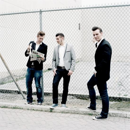 amazing band : The Baseballs ... <3