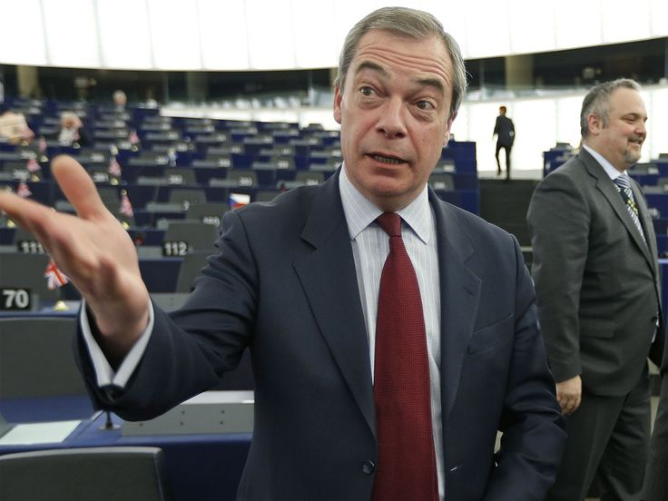 """Nigel Farage sparks race row by insisting discrimination in the workplace should be legalised. Sunder Katwala, director of the British Future think-tank, described Mr Farage's comments as 'quite a throwback'. He said: 'We can debate the content of anti-discrimination legislation, but there is a strong consensus that if you believe in equal opportunities then that means anti-discrimination legislation.'"""
