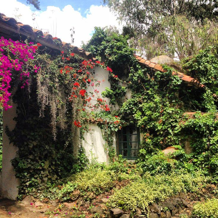 Hacienda Suescún.   Tibasosa, Boyaca. Colombia