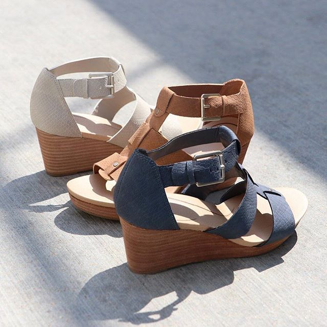 bab755657538 Dr. Scholl s Barton wedge on Instagram