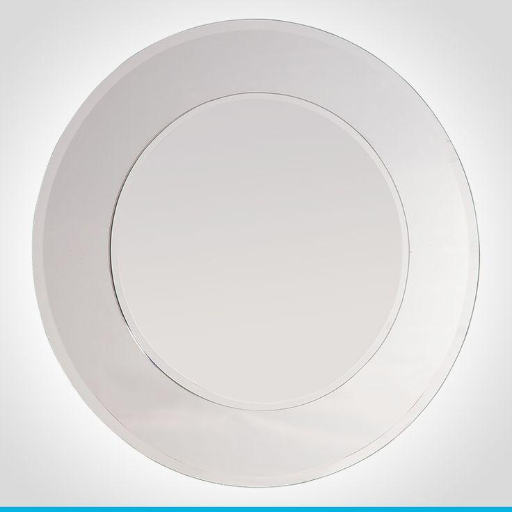 Resonance 625mm Round Mirror