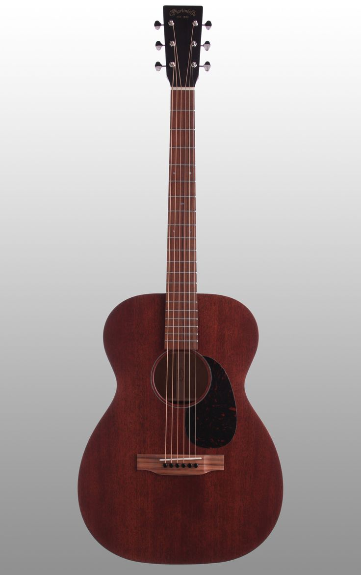Martin 000-15M Acoustic Guitar - solid-mahogany body