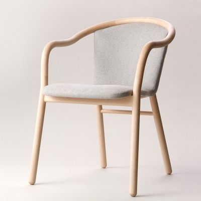 Naoto Fukasawa Nextmaruni Lounge Chair 4509 It would be cuter in all white.