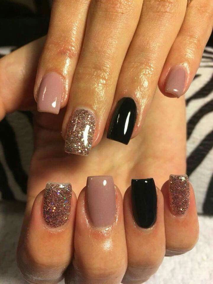 Best summer nail design for copying in 2018