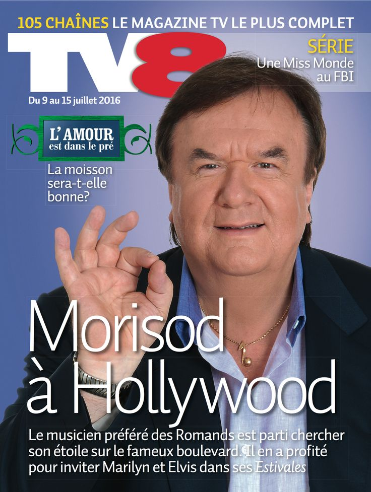 Alain Morisod – Un site utilisant WordPress
