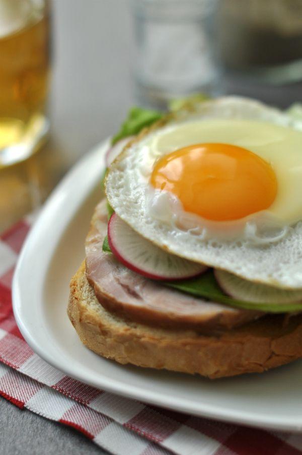 Tavaszi szuperszendvics – laktózmentes reggeli