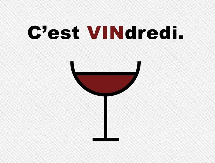 vindredi | vendredi | Friday !