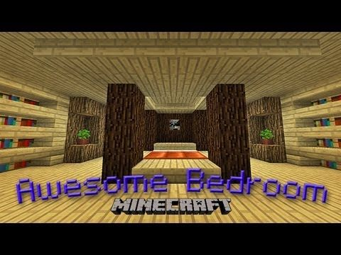 minecraft bedroom design minecraft how to make an awesome bedroom design 12394