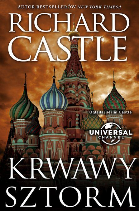 Krwawy sztorm - #ebook Autor: Richard #Castle