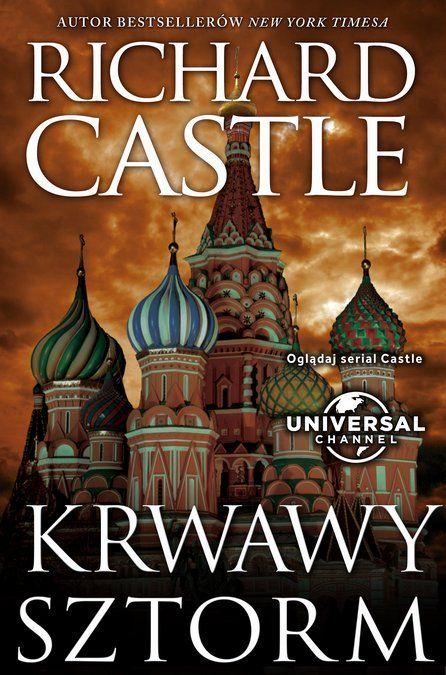 Krwawy sztorm - #ebook Autor: Richard #Castle