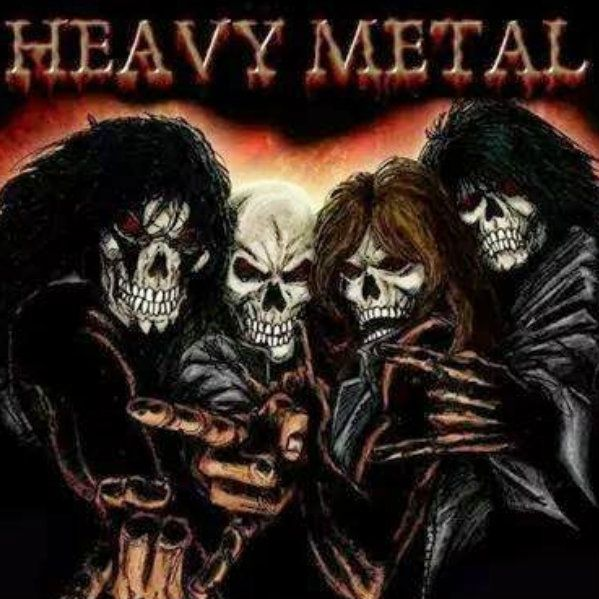 Listening To Heavy Metal May Actually Make You Calmer, Study Finds