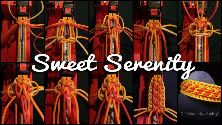 Sweet Serenity | Swiss Paracord