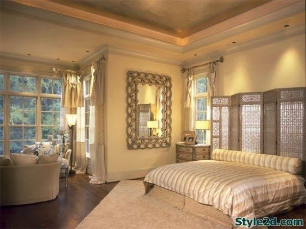 Brilliant Modern Bedroom Design Ideas 2014 With Decorating