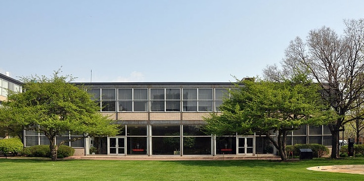 Perlstein Hall at Illinois Institute of Technology in Chicago, USA. http://www.payscale.com/research/US/School=Illinois_Institute_of_Technology_(IIT)/Salary